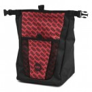 Bouldering Chalk Bag - Red and Black