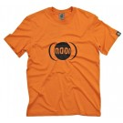 Classic Logo T-Shirt - Orange